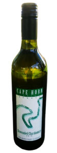 Cape Horn Vineyard 2016 Unwooded Chardonnay