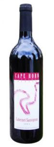 Cape Horn Vineyard Red Cabernet Sauvignon 2012