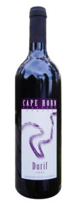 Cape Horn Vineyard Red Durif 2013