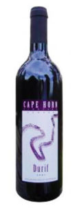Cape Horn Vineyard Red Durif 2014