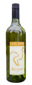 Cape Horn Vineyard White Marsanne 2010